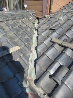 板橋区の徳丸で、瓦屋根修理工事_c0223192_23471074.jpg