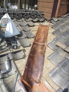 板橋区の徳丸で、瓦屋根修理工事_c0223192_23471858.jpg