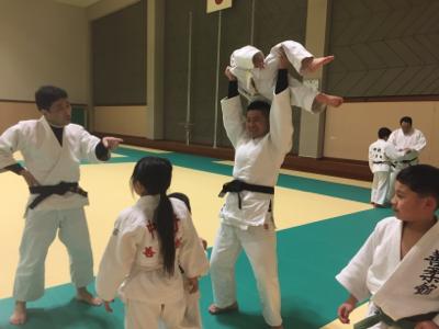 講志館・桜野道場・西福岡との合同練習_b0172494_23133733.jpg