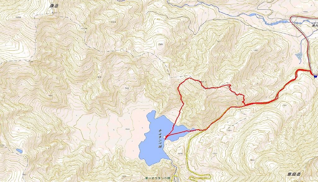 オコタンペ山、2017.3.11-速報版-_f0138096_17313230.jpg