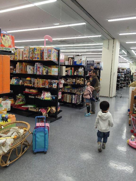 りくろーおじさんと公園_c0113733_19572011.jpg