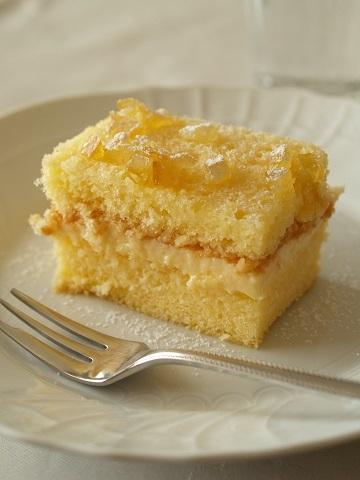 レモン風味のミモザケーキ_e0078071_16251763.jpg