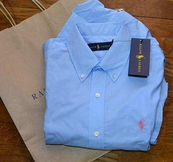 Here\'s To Life ~ 新しいシャツで ~_b0102572_10522895.jpg