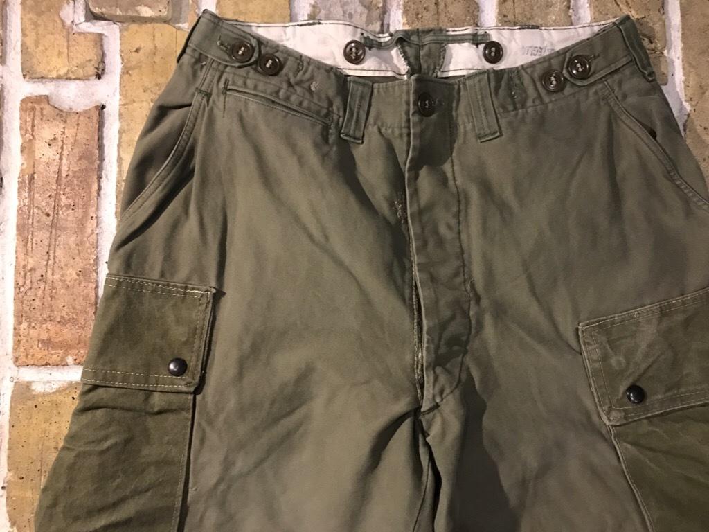 神戸店3/15(水)春物ヴィンテージ入荷!#1 40\'s AirBorne  Parachute Trooper Pants  (M-43Mod)!!! _c0078587_22544943.jpg