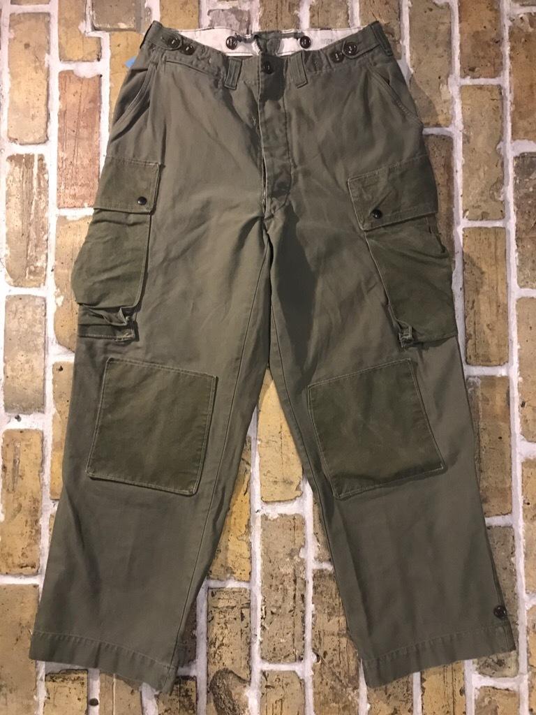 神戸店3/15(水)春物ヴィンテージ入荷!#1 40\'s AirBorne  Parachute Trooper Pants  (M-43Mod)!!! _c0078587_22550721.jpg