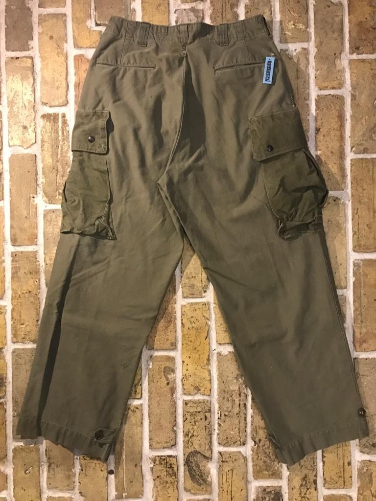 神戸店3/15(水)春物ヴィンテージ入荷!#1 40\'s AirBorne  Parachute Trooper Pants  (M-43Mod)!!! _c0078587_22552124.jpg