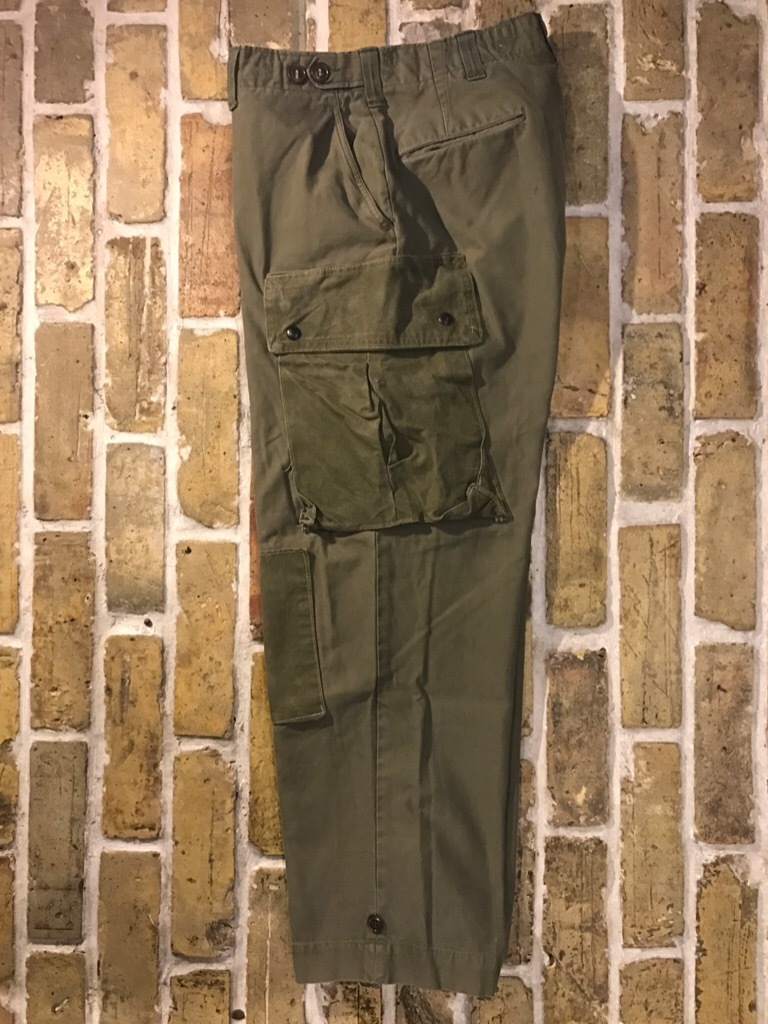 神戸店3/15(水)春物ヴィンテージ入荷!#1 40\'s AirBorne  Parachute Trooper Pants  (M-43Mod)!!! _c0078587_22553413.jpg