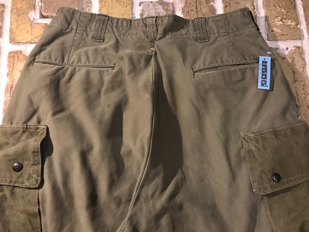 神戸店3/15(水)春物ヴィンテージ入荷!#1 40\'s AirBorne  Parachute Trooper Pants  (M-43Mod)!!! _c0078587_23004331.jpg