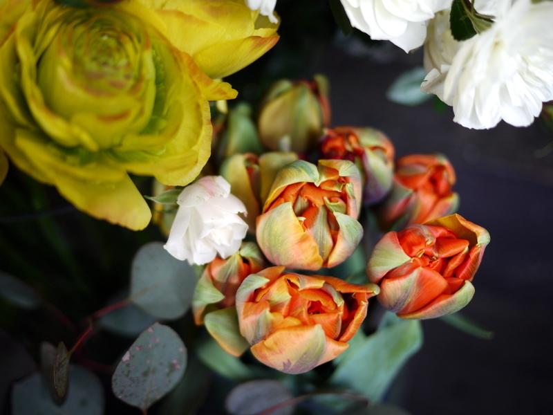 2017/03/08と3/10の店内の様子とお花。_b0171193_15372072.jpg