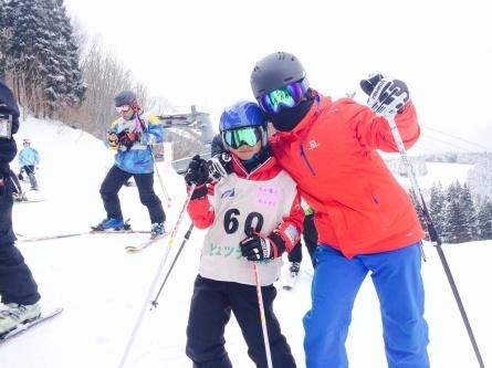 【第10回 親子deスキー大会】終了報告!_f0101226_11253298.jpg