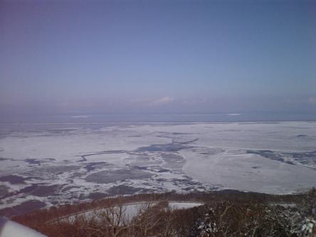 流氷がやってきた_d0355333_14561310.jpg