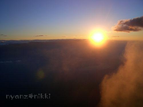 富士山とお手伝いにゃん友さん_d0355333_15032131.jpg