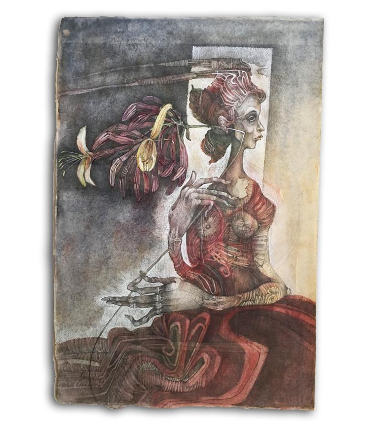 Mostra di Marzo「心象の世界―幻想的な具象」展示会 3月16日(木)~30日(木)12:00~18:00_a0281139_11034229.jpg