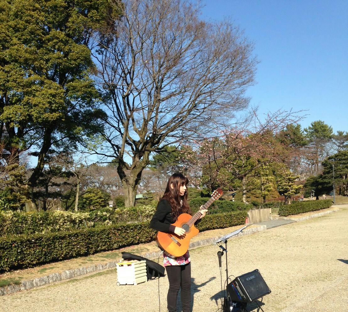 名古屋城での演奏、ありがとうございました!_f0373339_11515669.jpg