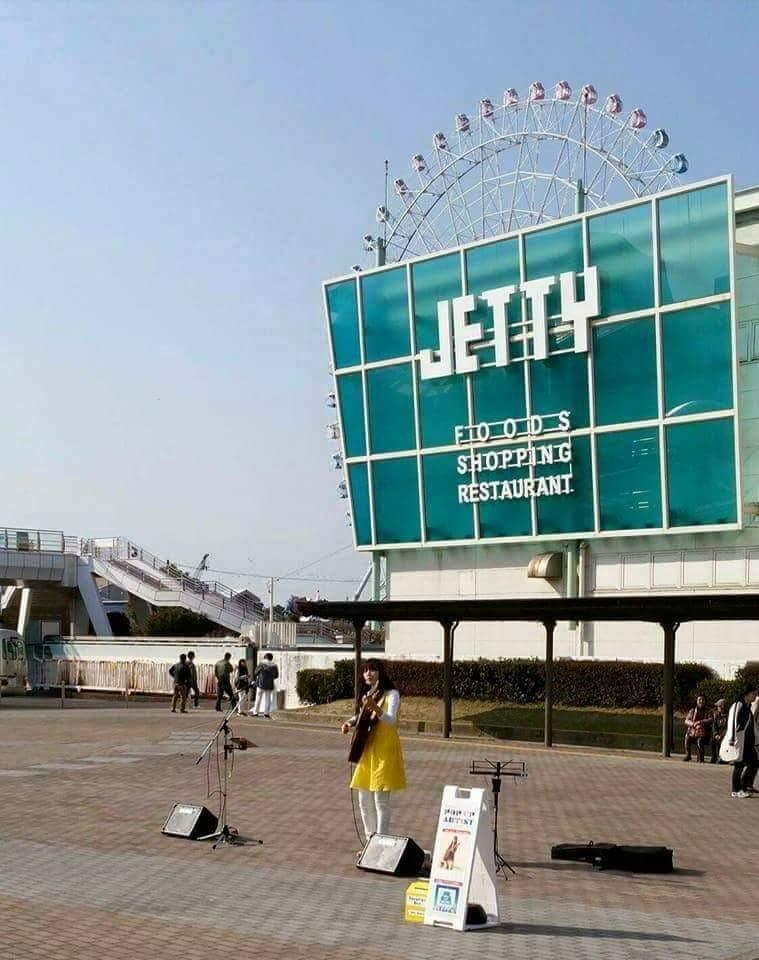 名古屋市港区、JETTY広場での演奏ありがとうございました!_f0373339_14195928.jpg