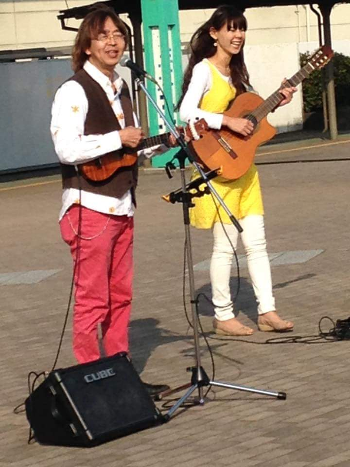 名古屋市港区、JETTY広場での演奏ありがとうございました!_f0373339_14195981.jpg