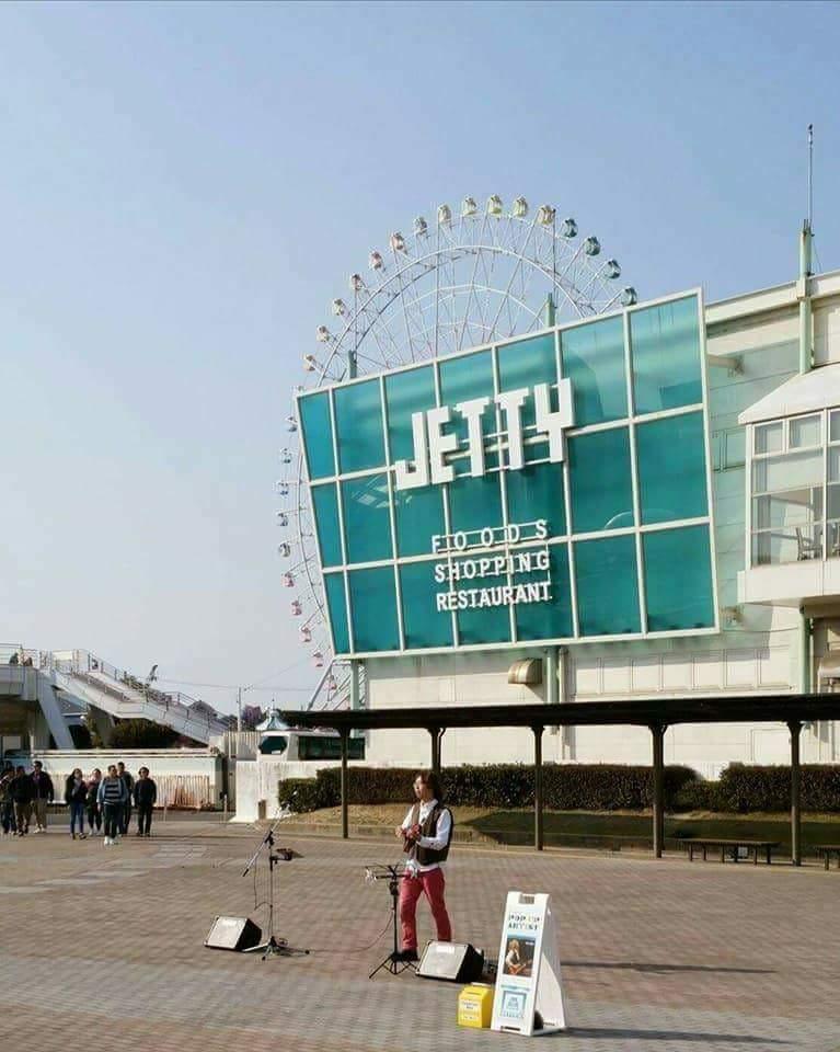 名古屋市港区、JETTY広場での演奏ありがとうございました!_f0373339_1420028.jpg