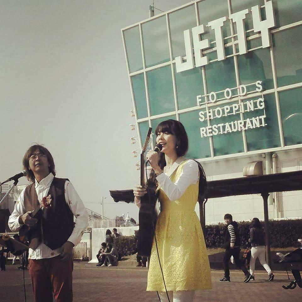 名古屋市港区、JETTY広場での演奏ありがとうございました!_f0373339_1420052.jpg