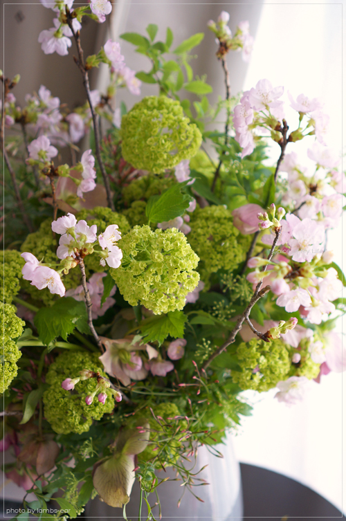 Bouquet champêtre de SAKURA_f0151946_21245943.jpg