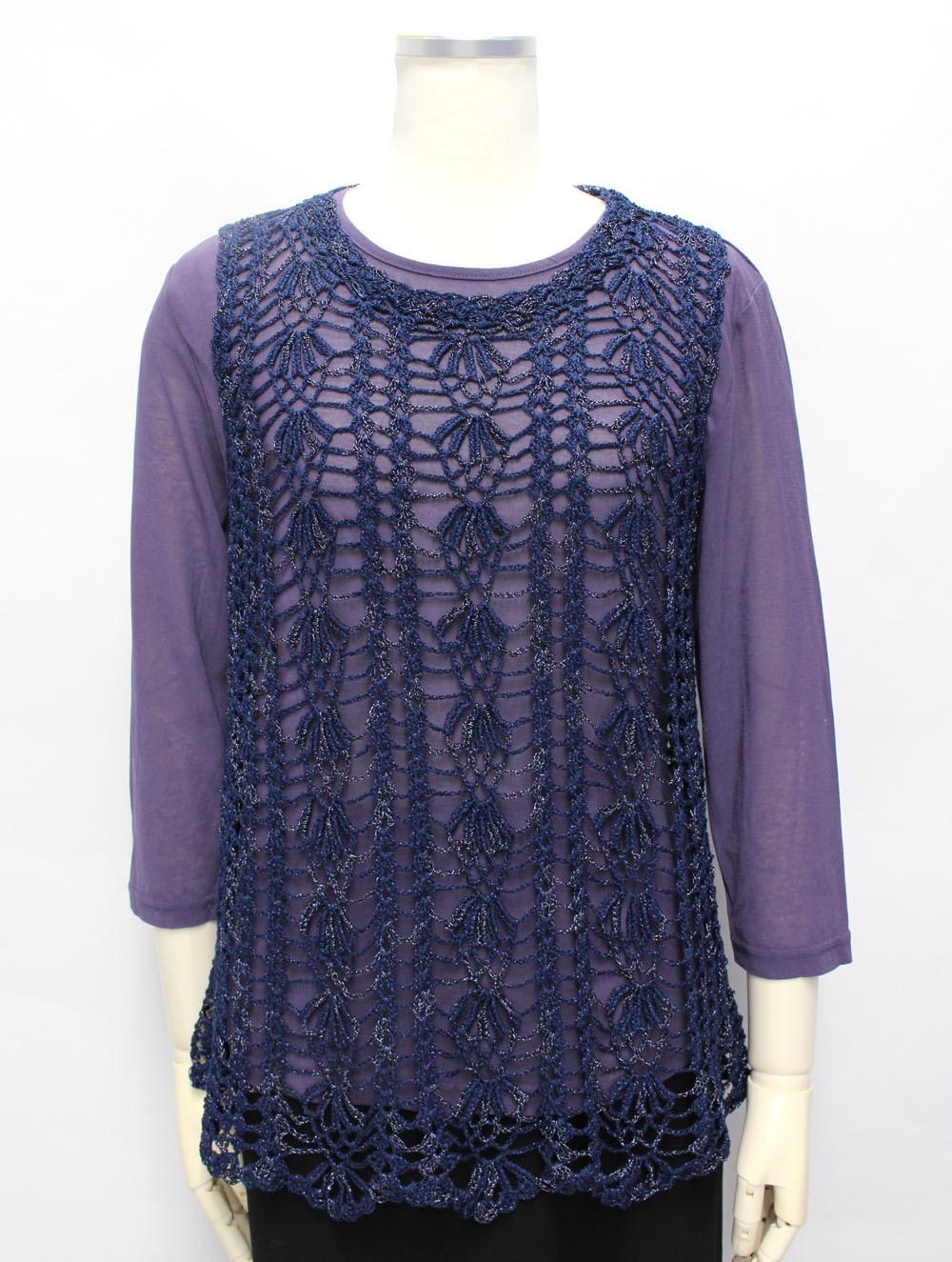 すてきな手編みのすてきな作品【スキーソフィア】_e0219061_17421363.jpg