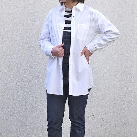 大人女子の白シャツ_b0274170_20412307.jpg