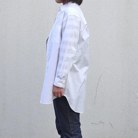大人女子の白シャツ_b0274170_20412325.jpg