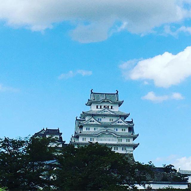 姫路城_e0340671_22370398.jpg