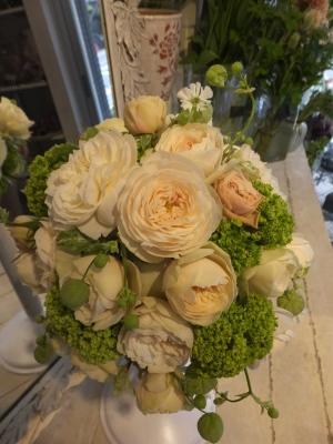 オークリーフ花の教室(佳世子さんの作品)_f0049672_18411484.jpg