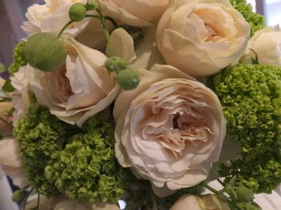 オークリーフ花の教室(佳世子さんの作品)_f0049672_18412915.jpg