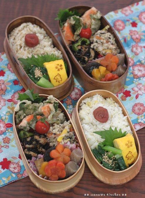 月曜鮭弁 ✿ クリームシチュー(๑¯﹃¯๑)♪_c0139375_11325462.jpg