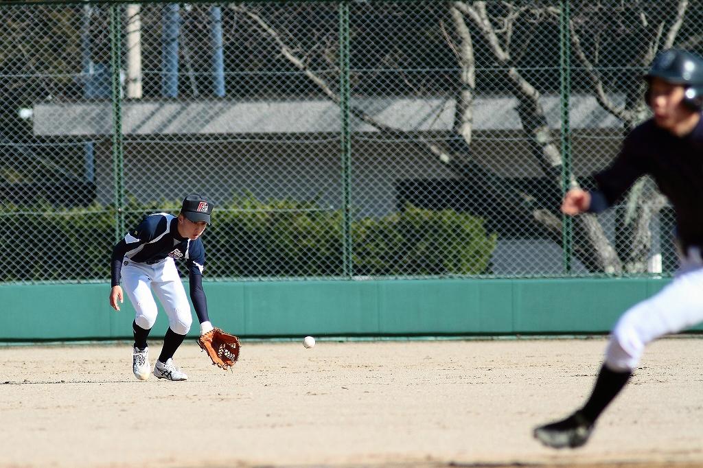 練習試合 vs若狭高浜ボーイズ1_a0170082_556027.jpg