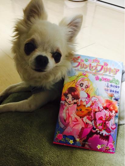 3月15日発売「プリンセスプリキュア ~花とレフィの冒険~」_f0016783_21515152.jpg