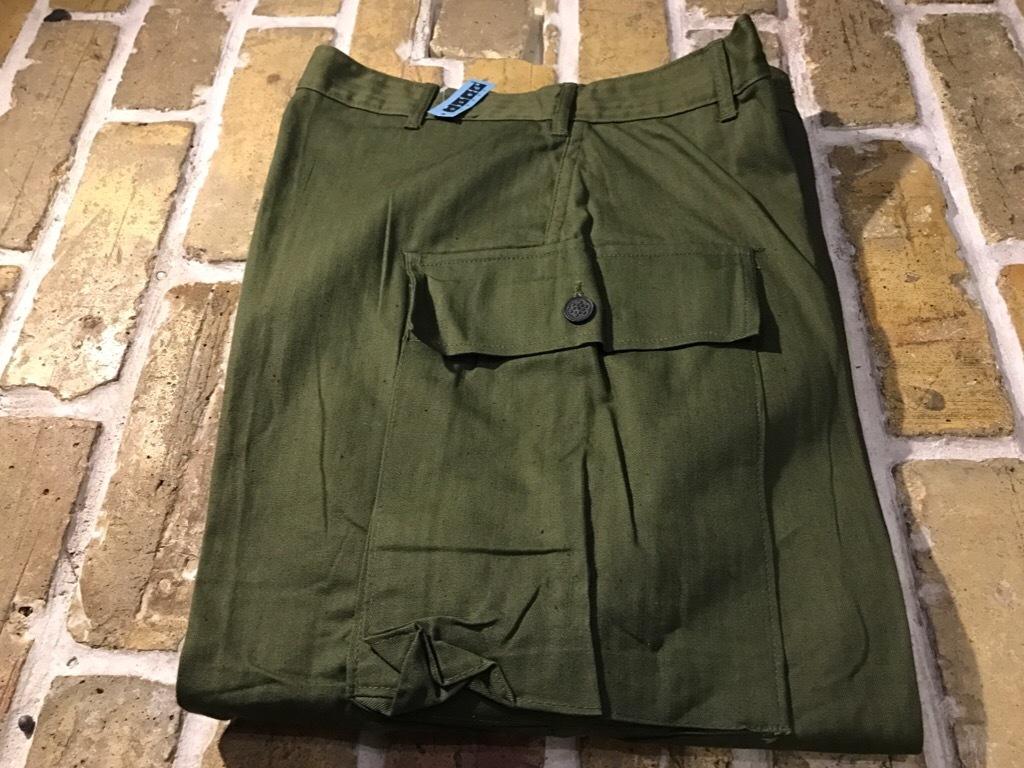 神戸店3/15(水)春物ヴィンテージ入荷!#3 US.Army Metal Button Chino Pants,41Khaki GasFlap,M43HBT Pants!_c0078587_02161550.jpg