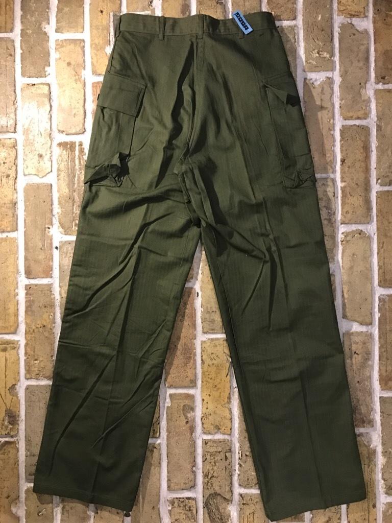 神戸店3/15(水)春物ヴィンテージ入荷!#3 US.Army Metal Button Chino Pants,41Khaki GasFlap,M43HBT Pants!_c0078587_02163602.jpg
