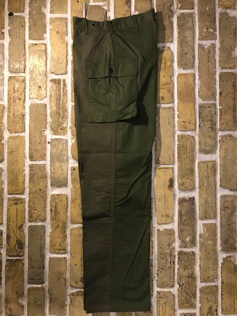 神戸店3/15(水)春物ヴィンテージ入荷!#3 US.Army Metal Button Chino Pants,41Khaki GasFlap,M43HBT Pants!_c0078587_02164405.jpg