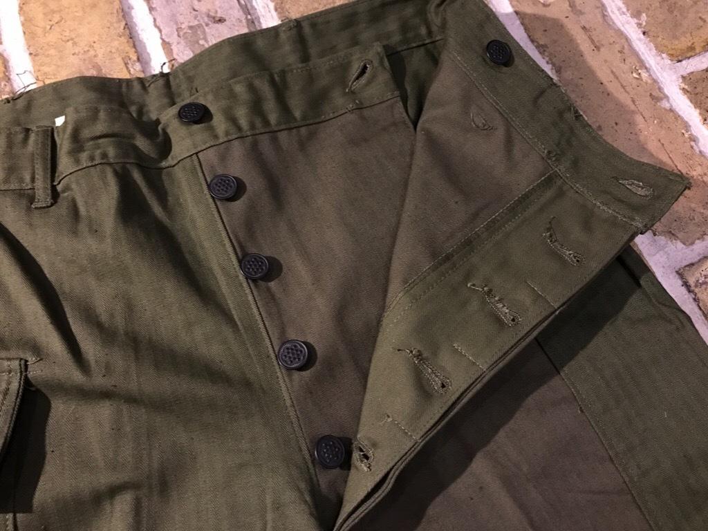神戸店3/15(水)春物ヴィンテージ入荷!#3 US.Army Metal Button Chino Pants,41Khaki GasFlap,M43HBT Pants!_c0078587_02165263.jpg