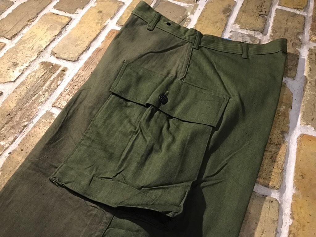 神戸店3/15(水)春物ヴィンテージ入荷!#3 US.Army Metal Button Chino Pants,41Khaki GasFlap,M43HBT Pants!_c0078587_02172105.jpg