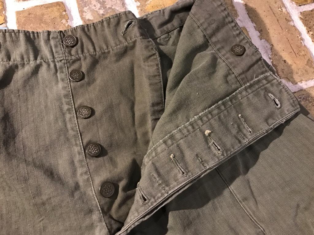 神戸店3/15(水)春物ヴィンテージ入荷!#3 US.Army Metal Button Chino Pants,41Khaki GasFlap,M43HBT Pants!_c0078587_02210217.jpg