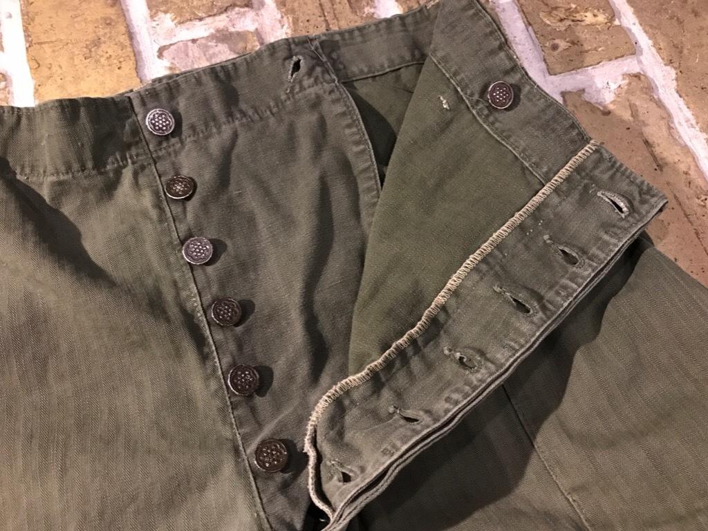 神戸店3/15(水)春物ヴィンテージ入荷!#3 US.Army Metal Button Chino Pants,41Khaki GasFlap,M43HBT Pants!_c0078587_02240273.jpg