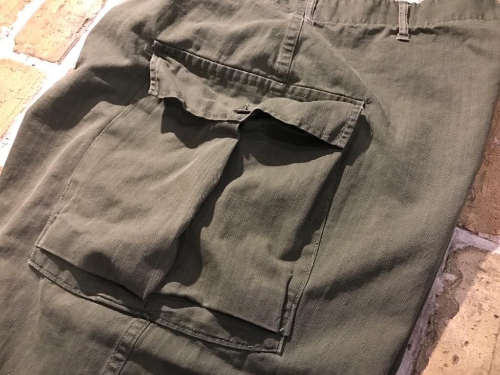 神戸店3/15(水)春物ヴィンテージ入荷!#3 US.Army Metal Button Chino Pants,41Khaki GasFlap,M43HBT Pants!_c0078587_02240980.jpg