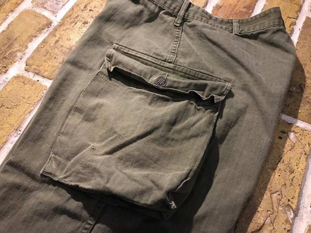 神戸店3/15(水)春物ヴィンテージ入荷!#3 US.Army Metal Button Chino Pants,41Khaki GasFlap,M43HBT Pants!_c0078587_02252486.jpg