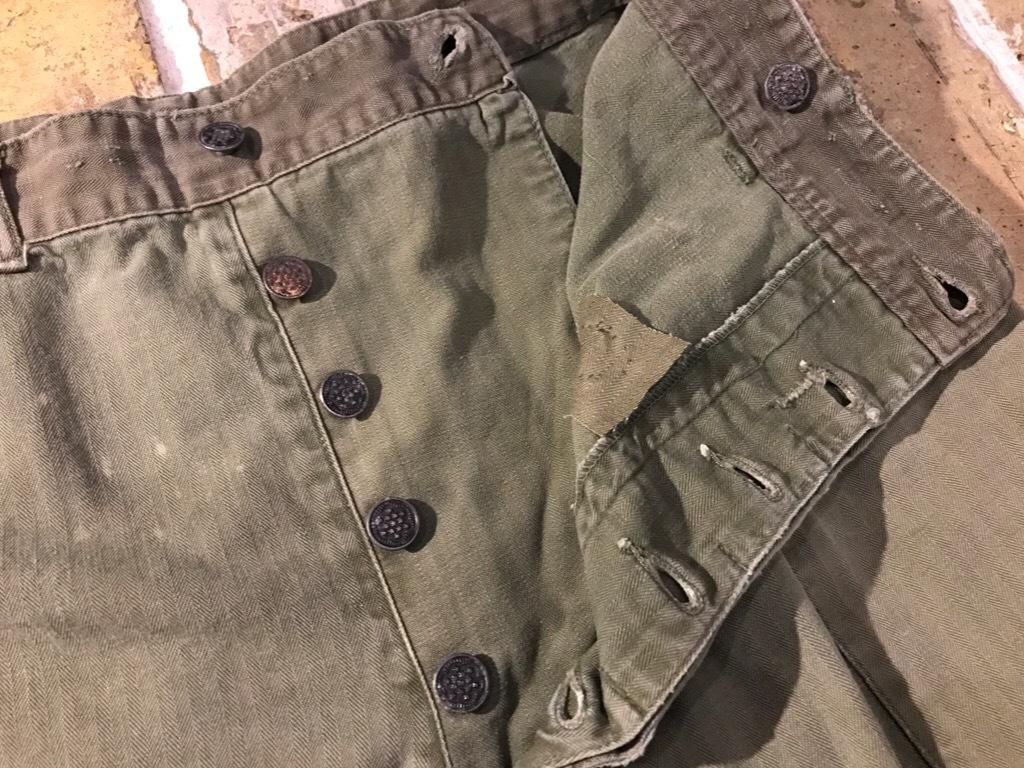 神戸店3/15(水)春物ヴィンテージ入荷!#3 US.Army Metal Button Chino Pants,41Khaki GasFlap,M43HBT Pants!_c0078587_02270425.jpg