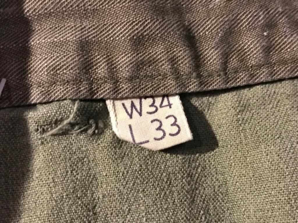 神戸店3/15(水)春物ヴィンテージ入荷!#3 US.Army Metal Button Chino Pants,41Khaki GasFlap,M43HBT Pants!_c0078587_02271831.jpg