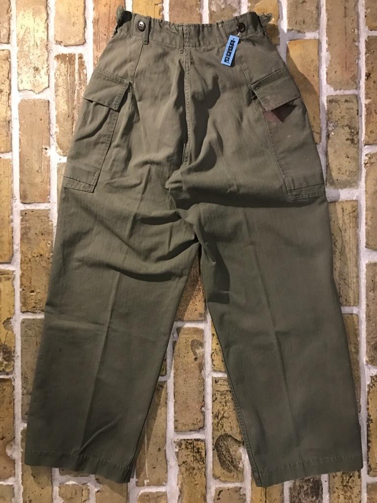神戸店3/15(水)春物ヴィンテージ入荷!#3 US.Army Metal Button Chino Pants,41Khaki GasFlap,M43HBT Pants!_c0078587_02291043.jpg