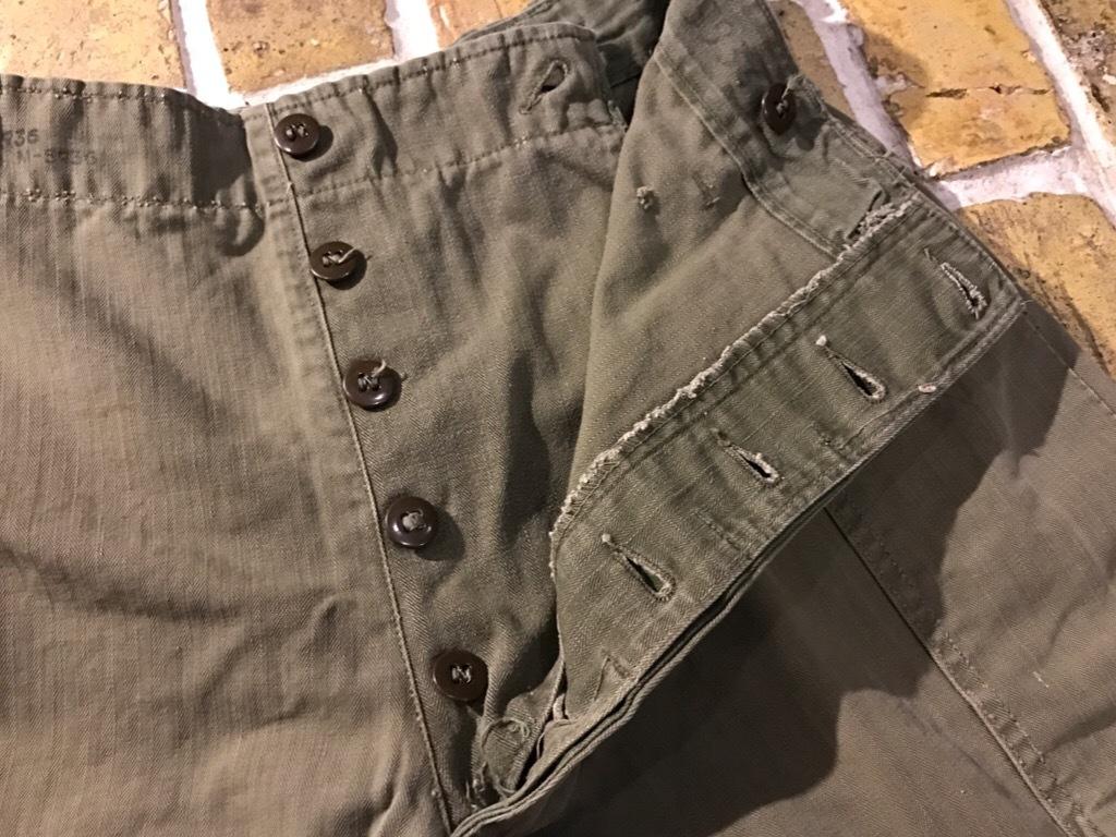 神戸店3/15(水)春物ヴィンテージ入荷!#3 US.Army Metal Button Chino Pants,41Khaki GasFlap,M43HBT Pants!_c0078587_02291720.jpg