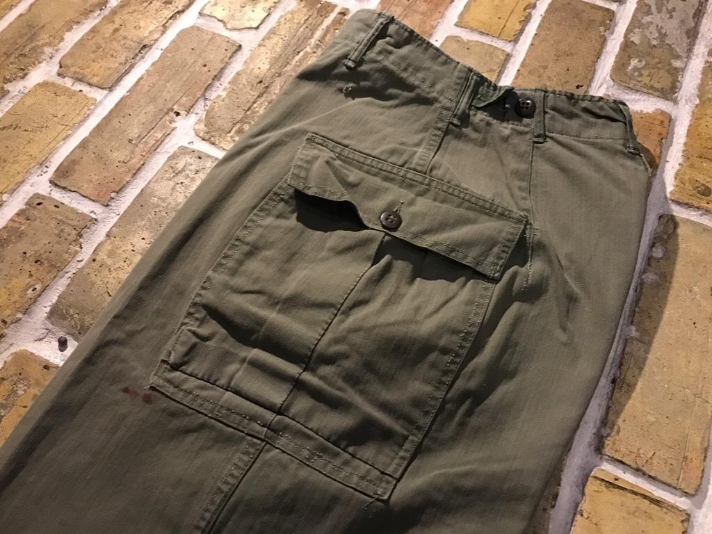 神戸店3/15(水)春物ヴィンテージ入荷!#3 US.Army Metal Button Chino Pants,41Khaki GasFlap,M43HBT Pants!_c0078587_02301577.jpg