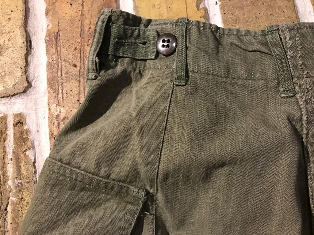 神戸店3/15(水)春物ヴィンテージ入荷!#3 US.Army Metal Button Chino Pants,41Khaki GasFlap,M43HBT Pants!_c0078587_02302261.jpg