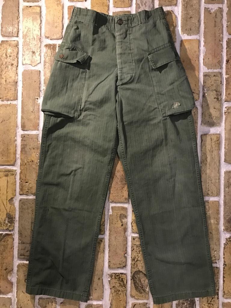 神戸店3/15(水)春物ヴィンテージ入荷!#3 US.Army Metal Button Chino Pants,41Khaki GasFlap,M43HBT Pants!_c0078587_02312763.jpg