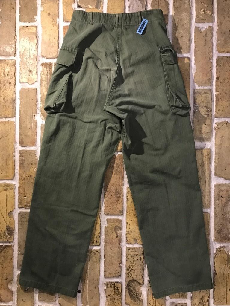 神戸店3/15(水)春物ヴィンテージ入荷!#3 US.Army Metal Button Chino Pants,41Khaki GasFlap,M43HBT Pants!_c0078587_02313211.jpg