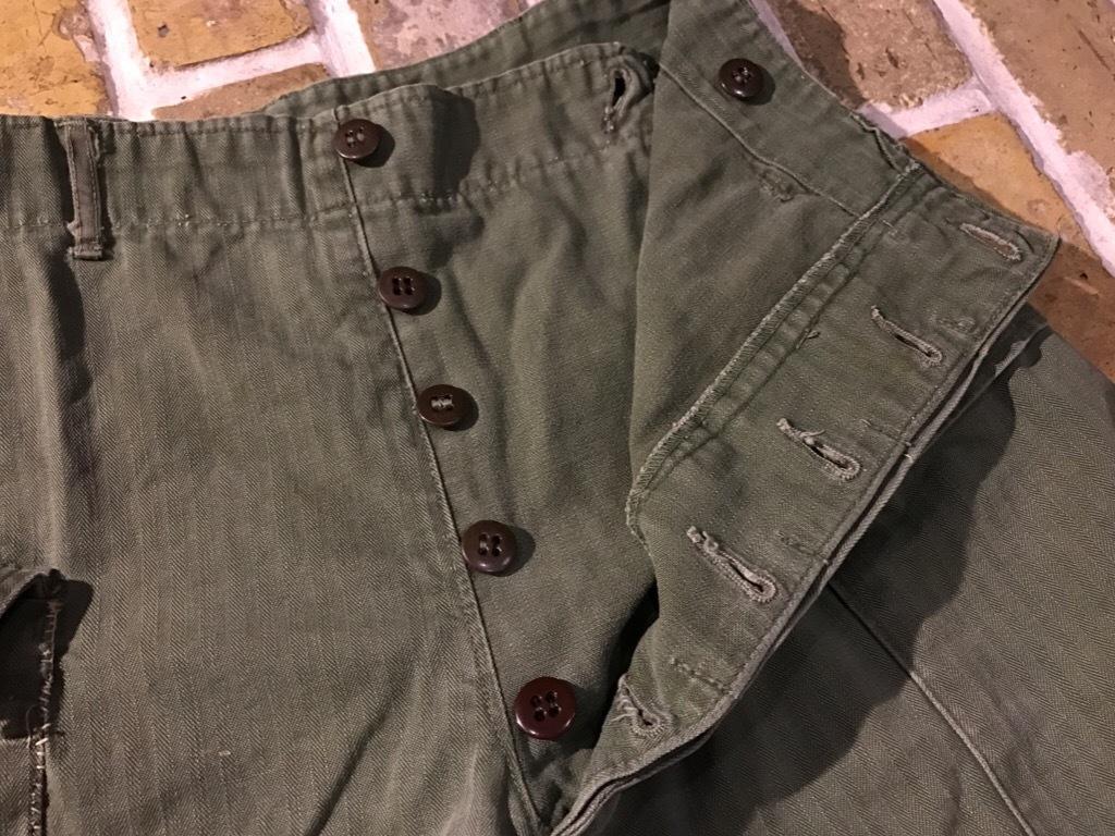 神戸店3/15(水)春物ヴィンテージ入荷!#3 US.Army Metal Button Chino Pants,41Khaki GasFlap,M43HBT Pants!_c0078587_02314161.jpg